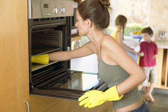 Toxic Free oven Cleaning