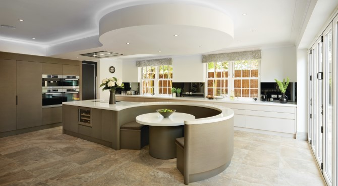 A simple guide to bespoke kitchen design Bespoke contemporary kitchen design