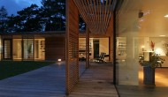 Homes with Siberian Larch