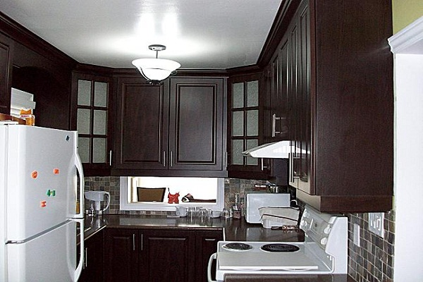 Very Small Kitchen Which Has Everything Needed Circle Kitchen Original Circle Kitchen For Small Space