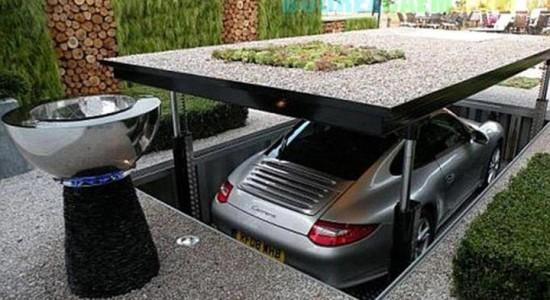 coolest garages