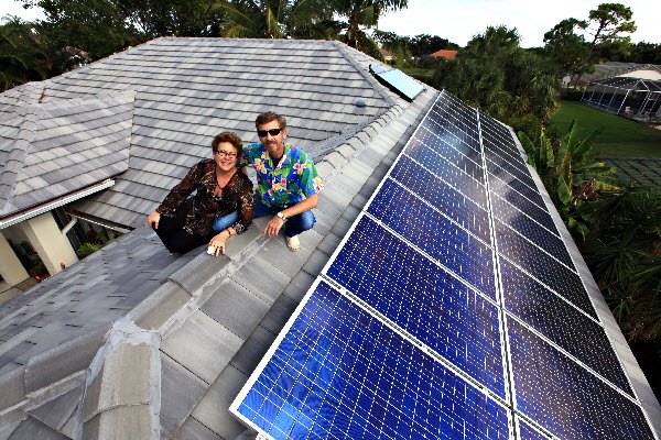 How Solar Panels Are Slowly Changing The World