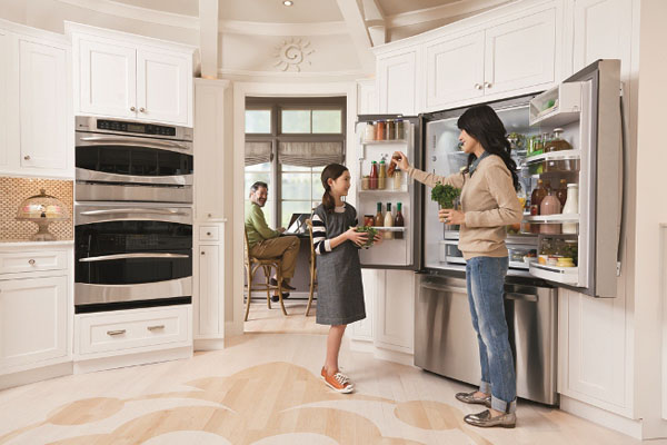 Get the kitchen of your dreams for Assemble yourself kitchen cabinets
