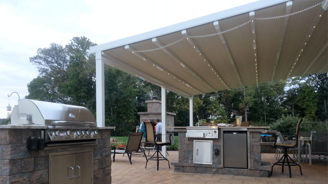 Awnings Waterproof