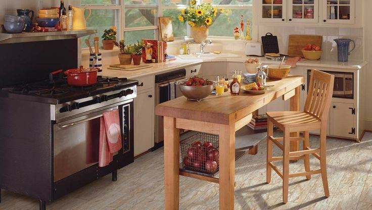 Flooring for Your Kitchen