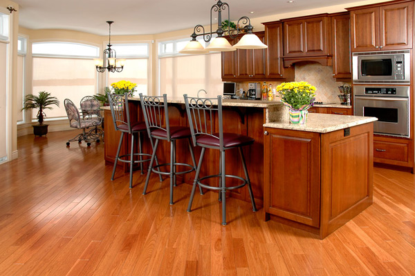 Laminate Flooring In A Kitchen authentic wood details Off On Why You Should Consider Laminate Flooring For Your Kitchen