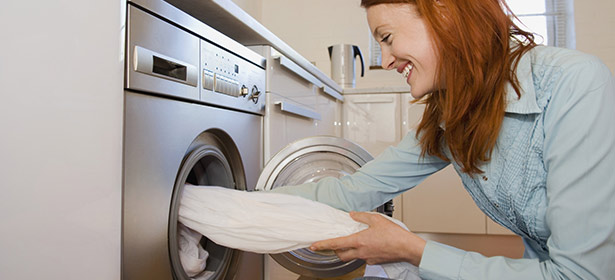 reliable methods to clean washing machines