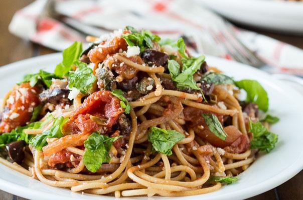 Healthy Pasta 1