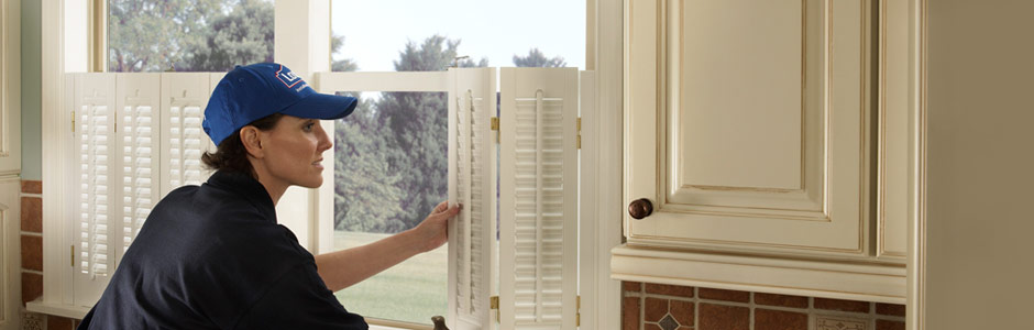Professional to Install the Shutters