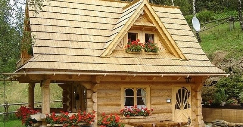 countryside living build your own cabin