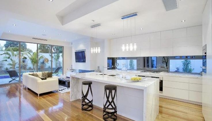 Great kitchen designs kitchen design ideas for Great kitchen layouts